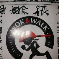 3/28/2013 tarihinde Ergün A.ziyaretçi tarafından Wok&Walk'de çekilen fotoğraf