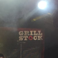 Photo taken at Grillstock by Christopher H. on 5/30/2015