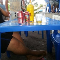 Photo taken at Bar do Juba - Sombra da Mangueira by Thiago R. on 1/12/2013