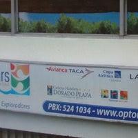 Photo taken at op tours operadora turistica sas by Op Tours C. on 12/15/2014