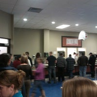 Photo taken at NSCC Marconi Campus Cafeteria by Mark S. on 1/21/2013