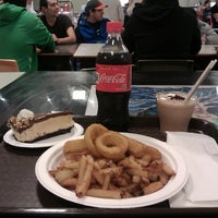 Photo taken at NSCC Marconi Campus Cafeteria by Mark S. on 11/8/2012