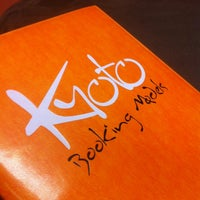 Photo taken at Kioto Booking Models by Kristoferson M. on 8/15/2013