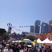 Photo taken at Fiesta Broadway by South Park i. on 4/28/2013