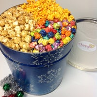 Photo taken at Chippy's Popcorn Creations by Chippy's Popcorn Creations on 11/26/2012