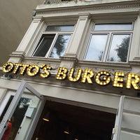Das Foto wurde bei Otto's Burger von Ingo T. am 8/6/2014 aufgenommen