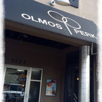 Photo taken at Olmos Perk Coffee Bar by Laura L. on 7/22/2015