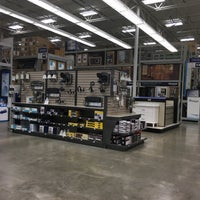 Photo taken at Lowe's Home Improvement by Laura L. on 12/4/2016