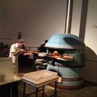 Photo taken at Una Pizza Napoletana by Kristen C. on 10/27/2012