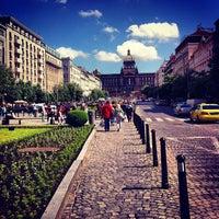 Photo taken at Prague by kreshnik b. on 6/2/2013