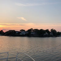 Photo taken at Lawrence Yacht Club by Peter S. on 8/6/2018