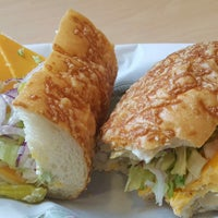 Photo taken at TOGO'S Sandwiches by Tamar S. on 5/30/2017