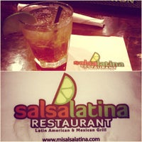 Photo taken at Salsa Latina by Jordan C. on 12/15/2012