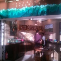 Photo taken at Amma Chocolates by Leticia L. on 4/1/2015