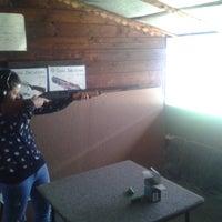 Photo taken at Magnum Shooting Range by Fern W. on 3/7/2014