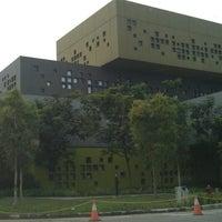 Photo taken at Binus Int'l School Serpong by dwiέ `. on 3/6/2014