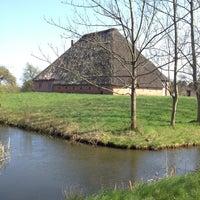 Photo taken at Frilandsmuseet by Kun H. on 4/20/2014