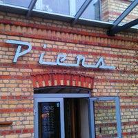 Photo taken at Piens by Viesturs M. on 4/18/2013