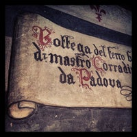Photo taken at Borgo Medievale by Pietro L. on 4/14/2013