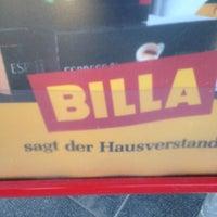 Photo taken at Billa by Christoph L. on 3/16/2013