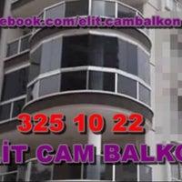 1/28/2018 tarihinde ELİT CAM BALKONziyaretçi tarafından Rüştü'nün Fırını'de çekilen fotoğraf