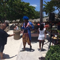Photo taken at Sandals Royal Caribbean Resort & Private Island by Ray H. on 7/4/2014