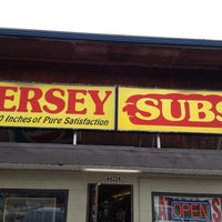 Photo taken at Jersey Subs by Ray H. on 8/6/2013