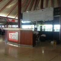 Photo taken at Gate A3 by Joko P. on 3/21/2013