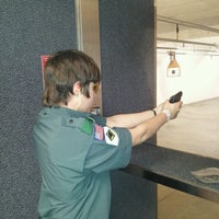 Photo taken at Silver Bullet Firearms and Training Center by Tim G. on 2/23/2014