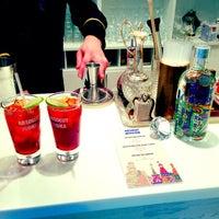 Снимок сделан в Chivas Bar (Pernod Ricard Rouss) пользователем Natalie ✨ 4/1/2013