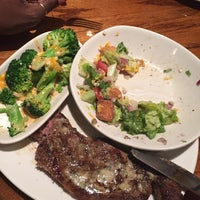 Photo taken at Outback Steakhouse by Brian W. on 2/29/2016