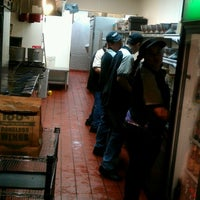 Photo taken at Wingstop by Brian W. on 12/25/2012