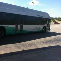 Photo taken at VIA Bus Randolph Park & Ride by Brian W. on 8/5/2013