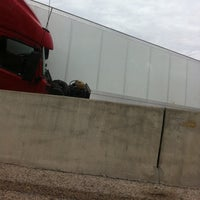 Photo taken at IH-35 by Brian W. on 4/18/2013