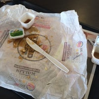 Photo taken at Burger King by Brian W. on 4/29/2014