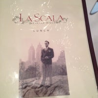 Photo taken at La Scala by Lisa Z. on 1/19/2013