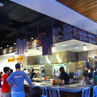 Photo taken at Burger Tap & Shake Foggy Bottom by Andy P. on 5/22/2013