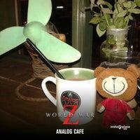 Photo taken at Analog Cafe by Hanoian P. on 10/20/2013