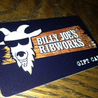 Photo taken at Billy Joe's Ribworks by Jonathan G. on 2/3/2013