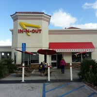 Photo taken at In-N-Out Burger by Buddy O. on 1/27/2013