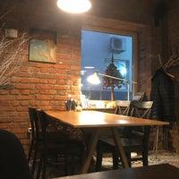 Снимок сделан в Кафе О Ле / Cafe Au Lait пользователем Stas K. 12/20/2017