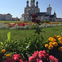 Photo taken at Троице-Сергиев Варницкий монастырь by Stas K. on 8/9/2015
