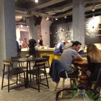 รูปภาพถ่ายที่ Collage | Cafe - Restaurant - Cocktail Bar โดย Konstantinos P. เมื่อ 11/8/2013