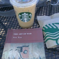 Photo taken at Starbucks by Magenta M. on 10/17/2012