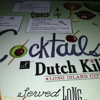 Photo taken at Dutch Kills by Erika R. on 3/21/2013