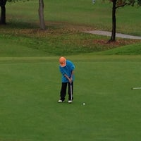 Photo taken at Dad Miller Golf Course by Jason A. on 12/7/2013