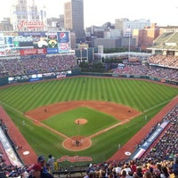 Photo taken at Progressive Field by Gianni A. on 7/14/2013