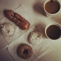 Photo taken at Jim's Donut Shop by Christian H. on 12/14/2012