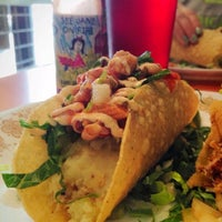 Photo taken at Tacocracy by Christian H. on 7/12/2014