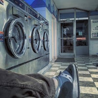 Photo taken at Viking Cleaners Laundromat by Christian H. on 5/15/2016
